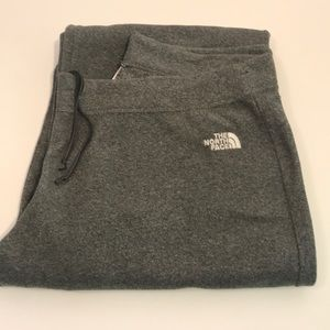 The North Face lite weight comfortable sweat pants